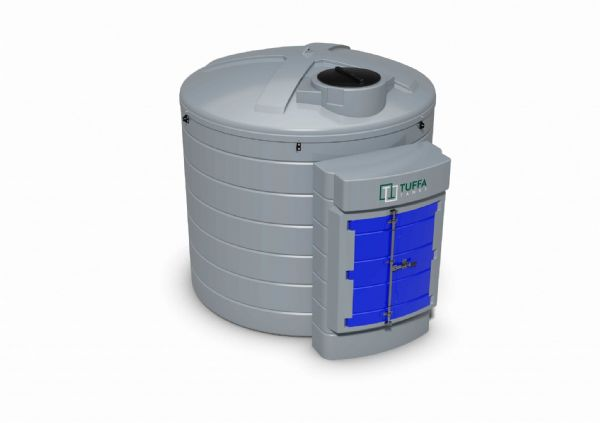 6000 Litre AdBlue Dispensing Tank - Bunded With Pump